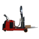 Factory price newest electric reach truck driver forklift 2.0t stacker
