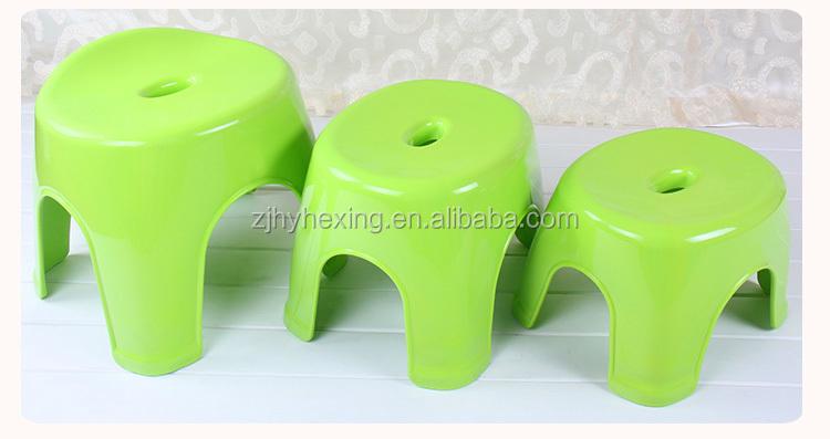 Bagno sgabello di plastica per i bambini buy impilabile in