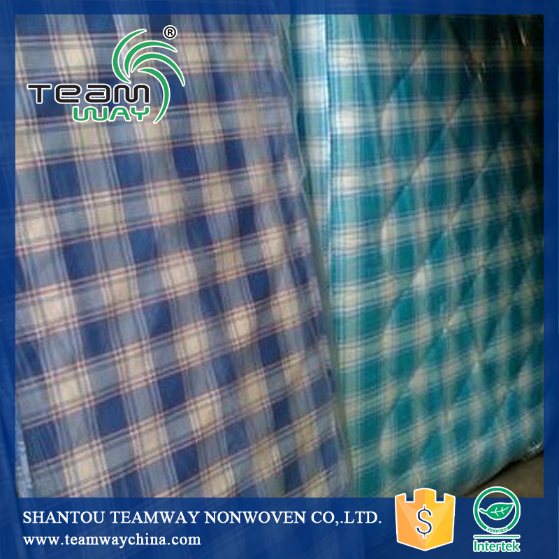 Stitch Bond Mattress Fabric