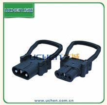 80/160/320A UCHEN certificate CE approved durable and convenient wall switch and socket