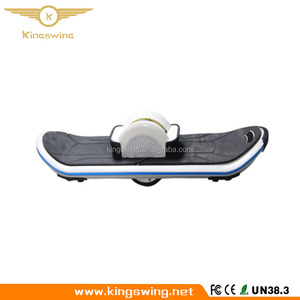 LED light One wheel Unicycle bluetooth speaker self-balancing electric scooter land surfing Standing Electric skateboard 36V