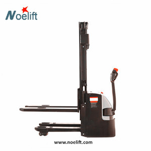 Electric Double Stackers & Pallet Trucks to carry double pallets