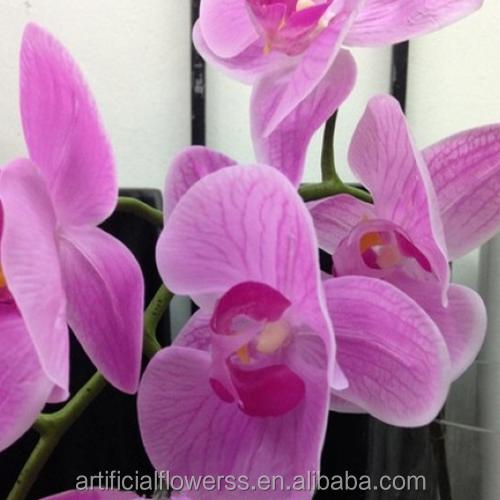 gro handel k nstliche pu schmetterling orchidee blumen girlanden produkt id 60111598011 german. Black Bedroom Furniture Sets. Home Design Ideas