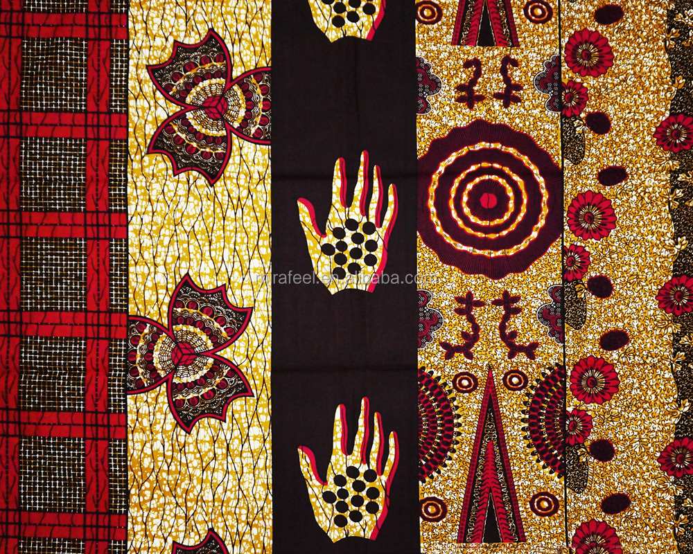 Most popular price resonable very soft hollandais wax african wax fabric V476