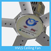 large diameter 24ft dyson saving energy Super HVLS fan