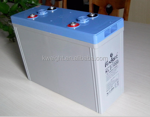 1000Ah solar batteries with at least 10 years design floating life cycle service