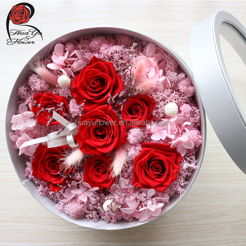 Real Long Life Flowers Forever Rose In Paper Gift Box Buy Forever Rose In Paper Gift Box Long Life Flowers Forever Rose In Paper Gift Box Real