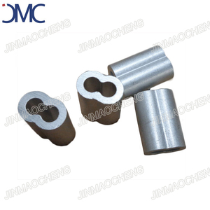 Aluminum Clamp For Wire Rope Rigging Hardware