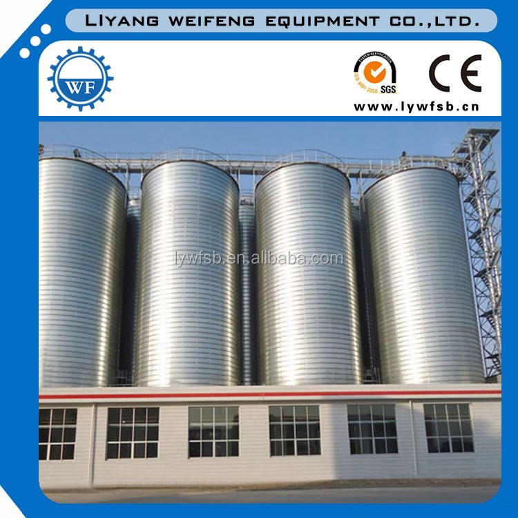 Manufactory offer Stainless Steel Grain Paddy Storage Silo