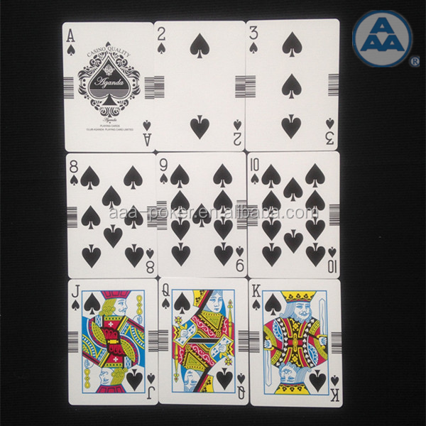 casino playing card
