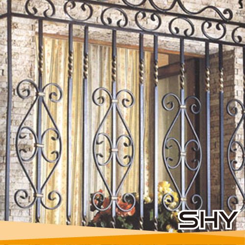 Modern Wrought Iron Window Grill Designornamental Iron Window