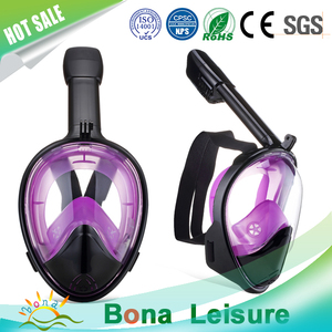 Best Selling New Premiun China Diving Mask Scuba Diving Equipment For Gopro