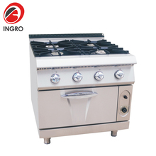 Stainless Steel 상업 요리 <span class=keywords><strong>스토브</strong></span>/전기 Gas <span class=keywords><strong>스토브</strong></span> Price/큰 Gas Oven