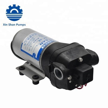 SISAN DP-50 good quality bear transfer small 12v dc wilden diaphragm water pump