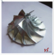 High Performance Turbo RHE 6/7/8 Billet Compressor Wheel impeller blade NH365602 NH364606 Fit turbo/chra CXCU VXAE MYAY/MYBH/M