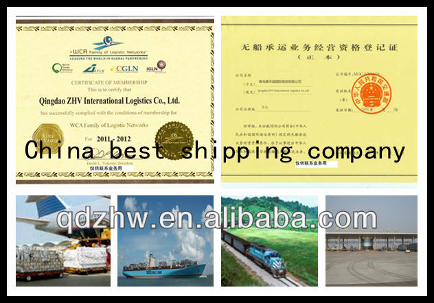 Ocean shipping service with All types container/WCA member/From Qingdao to Northern Mariana Islands
