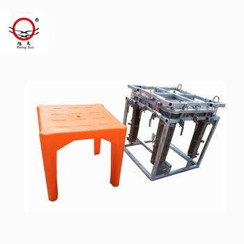 aluminum casting roto mould for plastic furniture and road barrier