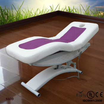 electric beauty bed beauty salon facial bed with massage for selling 8809