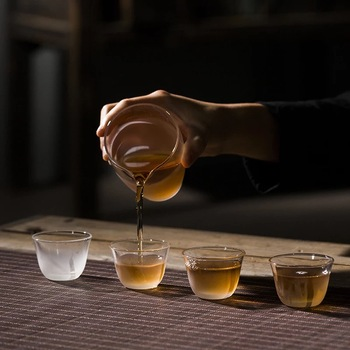 Traditional Japanese convenient tea set for Japanese Ceremony