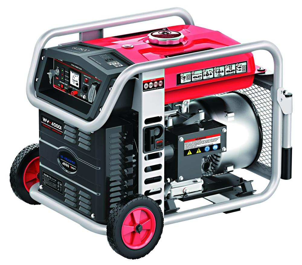 1800W PORTABLE GASOLINE INVERTER GENERATOR