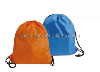 Rush Order Reusable Cinch Pack Custom Drawstring Bags No Minimum Dust Bag For