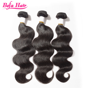 Real tangle free brazilian virgin body wave human hair weave wholesale black hair products