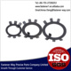 Fastener Manufacturer Black Stop Washer M10 Nut Gasket