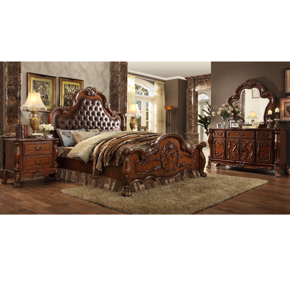 High Quality 6328 Round Bed Of Modern Bedroom Furniture