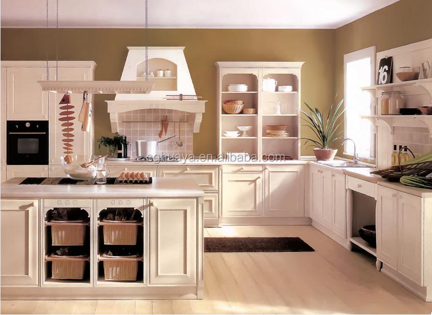 Meubles de cuisine mdf m lamine moderne et d 39 armoires de for Cuisine moderne mdf