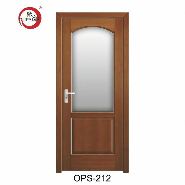 China interior wooden doors glass panel wholesale alibaba newest sale wooden panel pvc kitchen interior frosted glass bathroom door planetlyrics Images