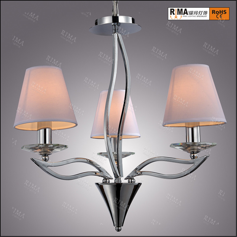 China Supplier contemporary home decoration lighting lamps modern chandelier