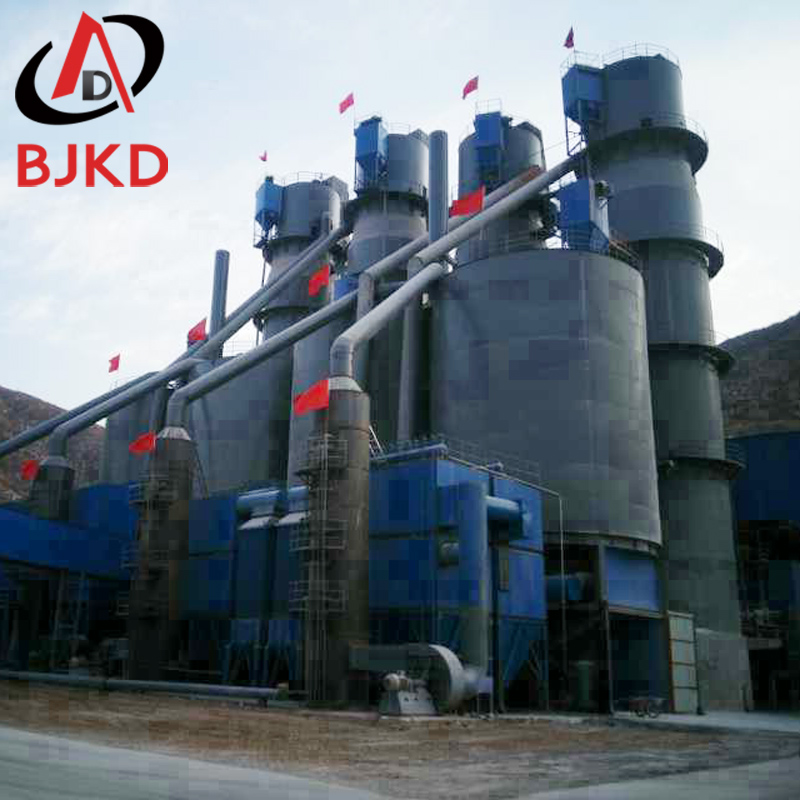 High-tech Calcium Carbonaat Oven Plant