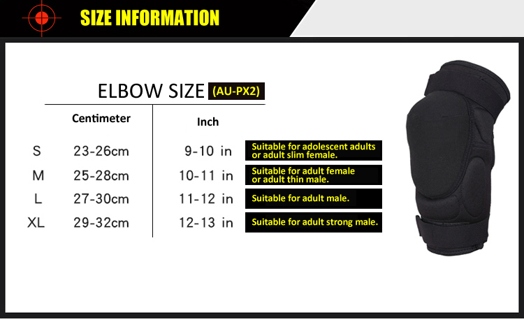 High Quality Protective Elbow Pad 5