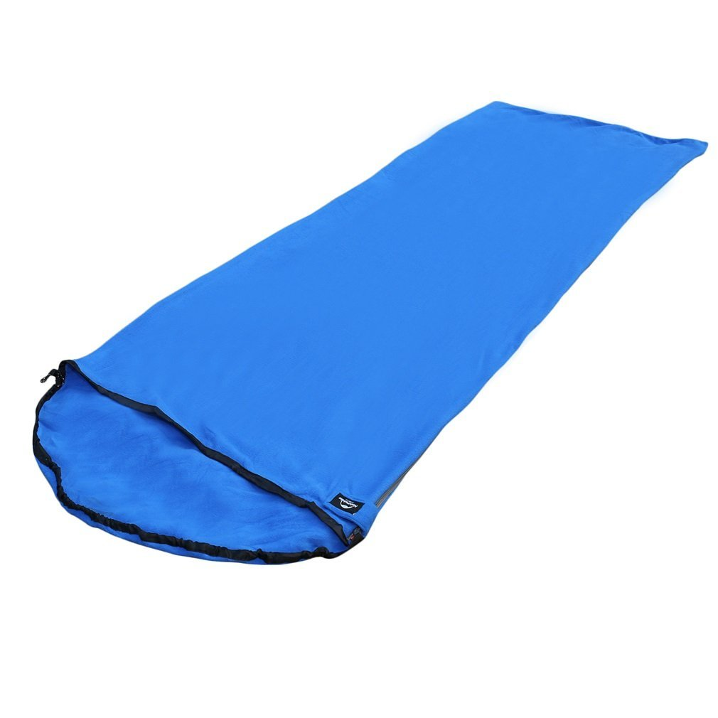 OUTAD Sleeping Bag Comfort Lightweight Portable, Easy to Compress, Envelope Sleeping Bags with Compression Bag For Three Season