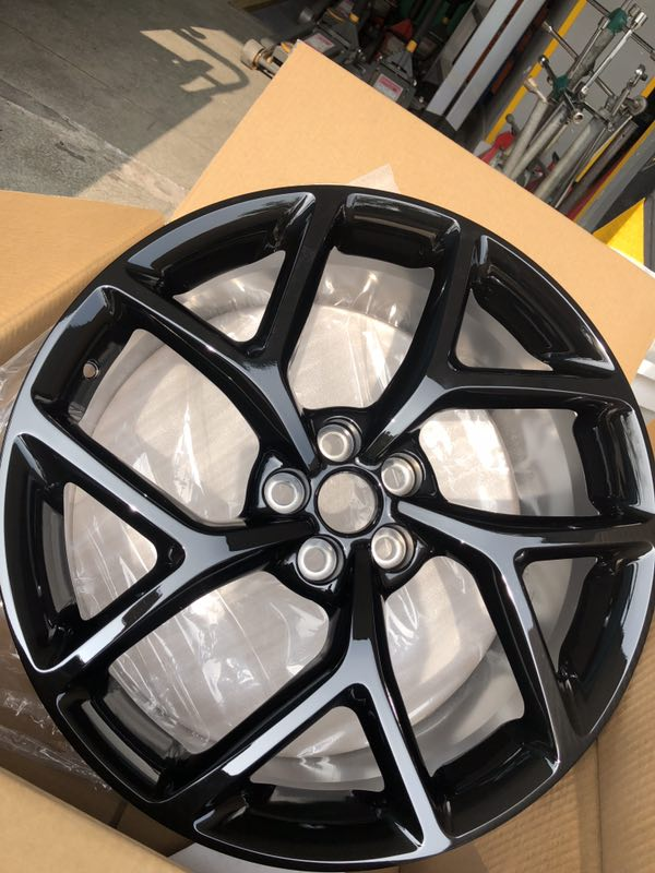 Alloy forgeds wheels 20inch passenger car rims for Jaguar XF