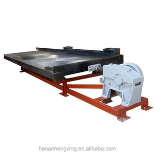 Gold Ore Processing Plant Gold Shaking Table For Sale