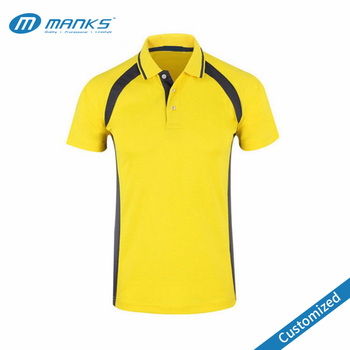 Custom Colorful Polo Shirt Designs Lady Sexy Moisture Wicking Golf Shirt c187d72274f