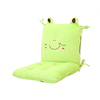 Custom Chair Seat Back Green Baby Nursery Folding Cushion