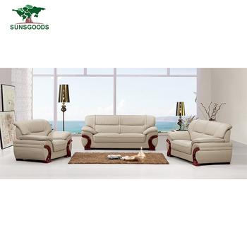 Alibaba China Supplier White Leather Sofa Set,Violino Leather Sofa