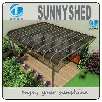 terraza toldo y cubierta patio toldos para ciudad casa con aluminio y