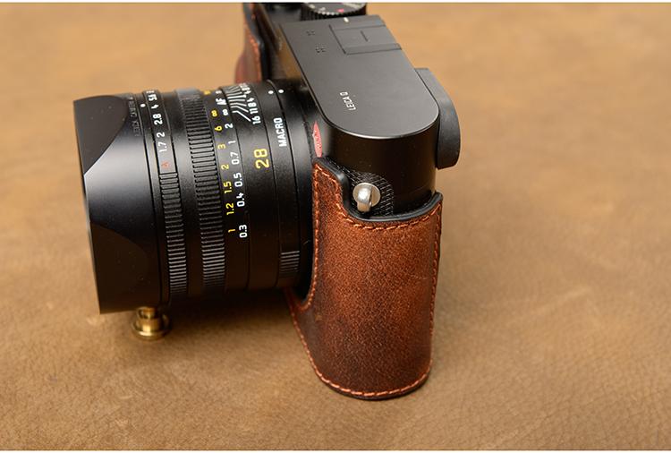 camera half case