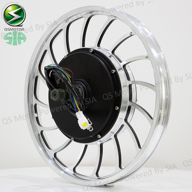 Hot Sale QS <strong>Motor</strong> 20inch 48V 500W-1500W 205 Electric Bike Bicycle Cast Wheel Hub Single/Double Axle <strong>Motor</strong>