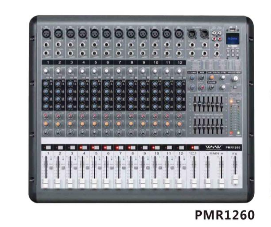PMR Series Audio Mixer System