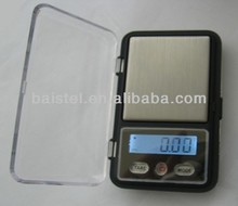 pocket scale type good design digital mini scale usb mini scale