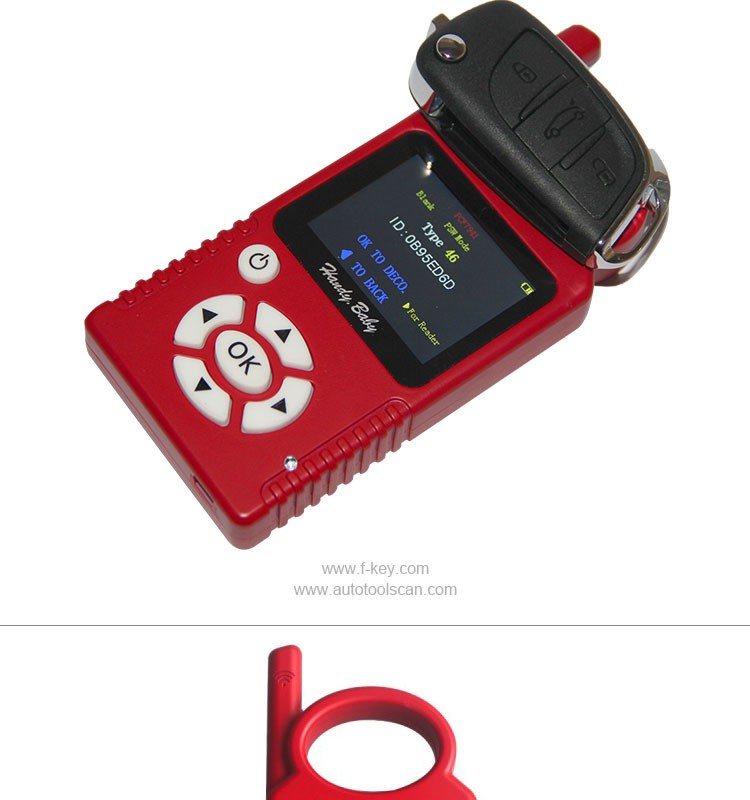 Handy Baby Copy Wirte And Read Key Programmer Best Tool In