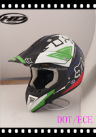ATV DOT certification motocross helmet /fox motocross HD-802