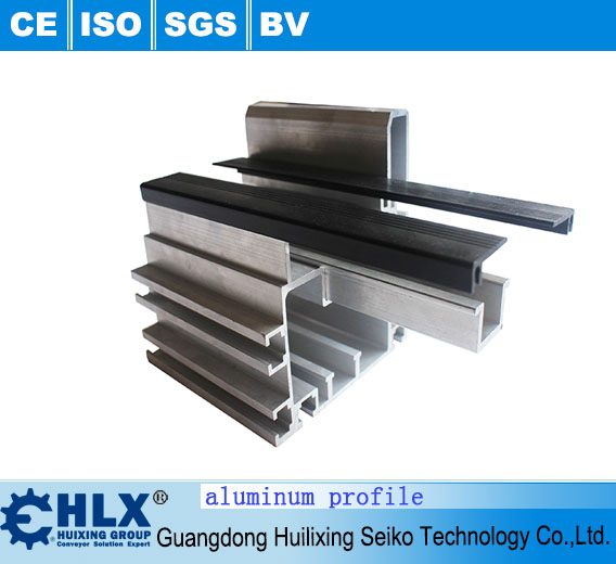 factory supplying Automation Equipment T slot aluminium frame profile material 6063 t5 with good price