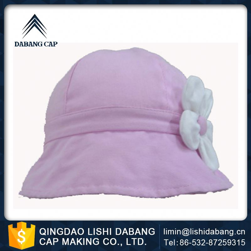 Summer Bucket Hat Blank Cap For Sublimation