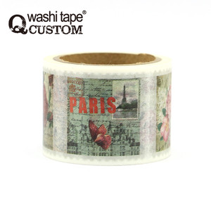 New Product Perforated Tear Washi Paper Tape