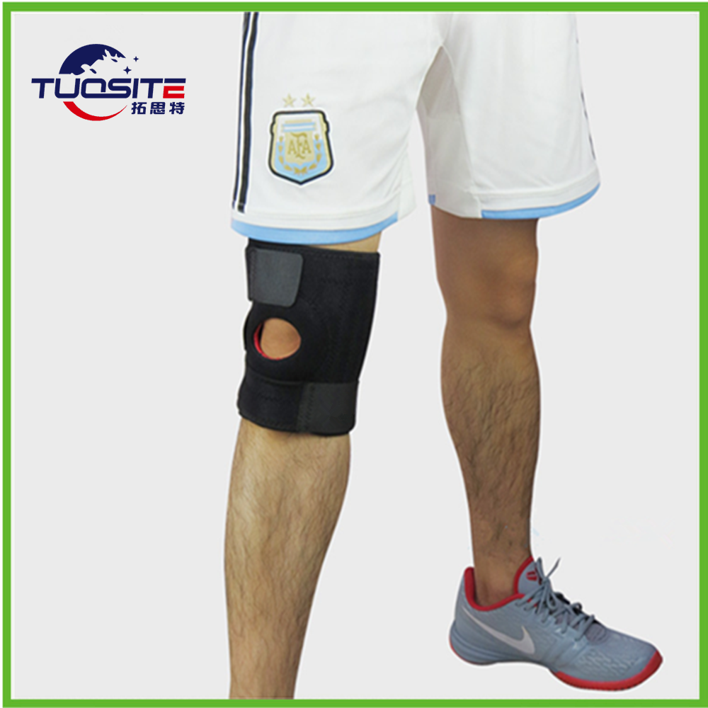 Adjustable type kneepad / soft and delicate quality Knee support / Patella Knee Pads